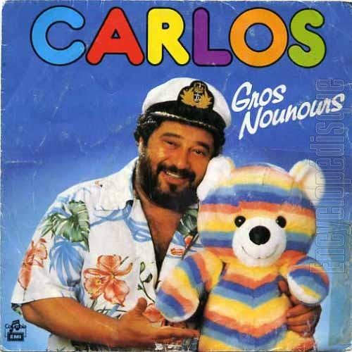 Carlos gros nounours - Gros nounourse ...