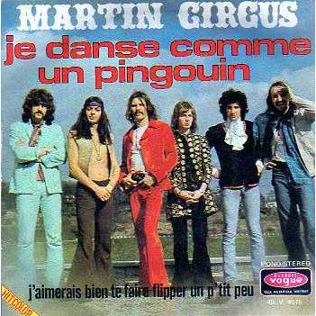 martin circus marylene