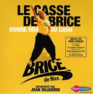 Jean dujardin le casse de brice version film for Les film de jean dujardin