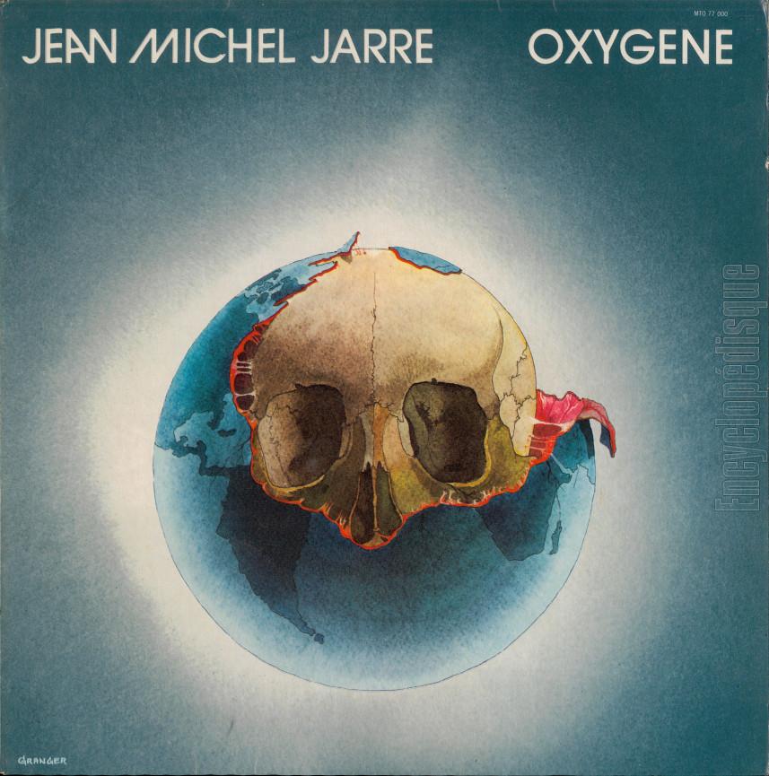 Jean-Michel Jarre Oxygène